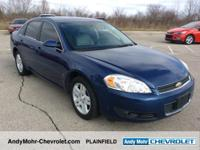 Chevrolet Impala    **Leather Seats**, **Fresh Trade**,