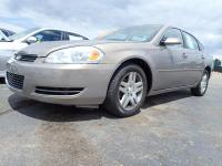 Options:  2006 Chevrolet Impala Ltz 4Dr