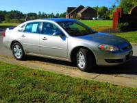2006 Chevrolet Impala LT in Silver Metallic with Gray