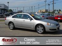 Local Trade-In, One Owner 2006 Impala with SS Trim