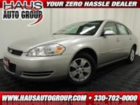 2006 Chevrolet Impala Car LT 3.5 L. Our Place is: Haus