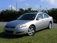 This outstanding example of a 2006 Chevrolet Impala LT