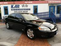 2006 Chevrolet IMPALA SS, Easy Financing Available CALL