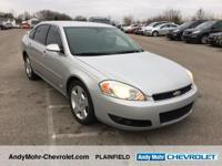 Priced below KBB Fair Purchase Price!  Chevrolet Impala