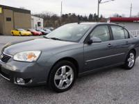 2006 Chevrolet Malibu 4dr Car LTZ Our Location is: Len