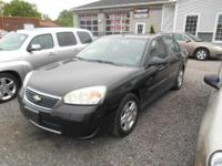 2006 Chevrolet Malibu LT 4 Cylinder Engine Automatic
