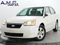 2006 CHEVROLET MALIBU LT SEDAN !! FREE CARFAX !! NO