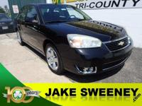 Meet our 2006 Chevrolet Malibu LTZ that's bold and