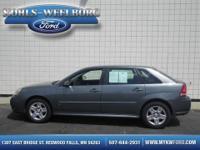 Exterior Color: gray, Body: Wagon, Engine: 3.5L V6 12V