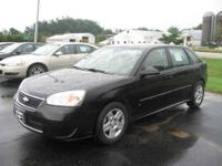 LOW MILES 1 OWNER GOVT CD MALIBU MAXX HATCHBACK WEHRS