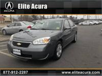 Elite Acura presents this CARFAX 1 Owner 2006 CHEVROLET