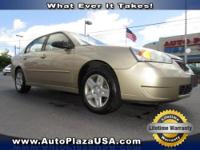 -New Arrival- Cruise Control This Gold 2006 Chevrolet