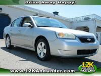 This 2006 Chevrolet Malibu is ready to go with features