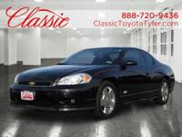 2006 Chevrolet Monte Carlo 2dr Car SS Our Location is: