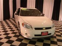 This 2006 Chevrolet Monte Carlo 2dr SS Coupe features a