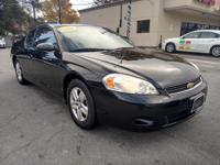 Options:  2006 Chevrolet Monte Carlo 2D Coupe