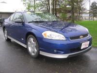 Options Included: N/AThe 2006 Chevy Monte Carlo SS is