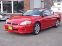 2006 Chevrolet Monte Carlo SS** Automatic 74803 miles