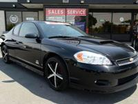 2006 Chevrolet Monte Carlo SS! LOW FINANCING! 41k