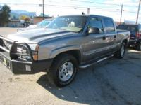 Exterior Color: gray, Body: Crew Cab Pickup Truck,
