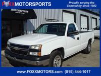 1 Owner, clean car fax! This is the long bed truck with
