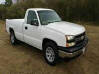 Options:  2006 Chevrolet Silverado 1500 Ls 2Dr Regular