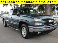Clean CARFAX.*4WD*,*5.3L V8*,*Running Boards*,*Tow