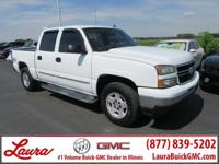 Recent Trade! LT 5.3 V8 Crew Cab 4x4. Towing Package,
