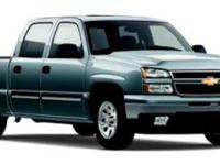 Options:  2006 Chevrolet Silverado 1500|/|V8