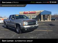 Nice older truck! This 2006 was purchased from our