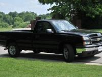 '06 Silverado 1500 work truck long bed, one owner,