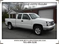 Options:  2006 Chevrolet Silverado 1500 Local Trade!