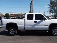 Options Included: N/A2006 CHEV HD2500 EXT CAB SHORTBOX