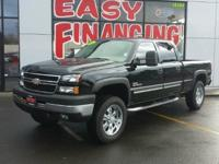 This outstanding example of a 2006 Chevrolet Silverado