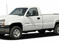 Summit White 2006 Chevrolet Silverado 2500HD LS 4WD