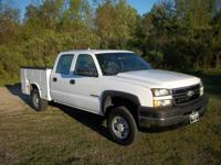 Options:  2006 Chevrolet Silverado 2500Hd Ls 4Dr Crew