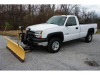 2006 Chevrolet Silverado 2500HD Regular Cab Pickup