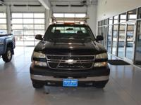 Options:  2006 Chevrolet Silverado 2500Hd Black|Here At