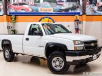 2006 Chevy 2500HD Work Truck 4x4  One owner -clean