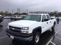 Options:  2006 Chevrolet Silverado 2500Hd Work Truck