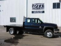 Great Running Diesel Truck With 111K Miles. GVWR