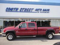 RUNS GREAT Please Visit Us At www.southstreetautos.com