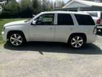 2006 Chevrolet Trail Blazer SS This SUV currently has