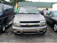2006 CHEVROLET TRAILBLAZER THIS FULLY SERVICED VEHICLE