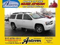 2006 Chevrolet Trailblazer LT EXT 4x4 with White
