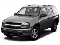 The TrailBlazer gets a host of minor interior