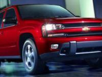 Tried-and-true, this 2006 Chevrolet TrailBlazer LS