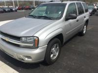 Check out this gently-used 2006 Chevrolet TrailBlazer