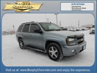 Exterior Color: blue, Body: SUV, Engine: 4.2L I6 24V