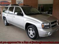 2006 Chevy TrailBlazer LT SUV Pre-Owned. 3rd row